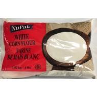 Farine de Mais Blanche - 1 Kg