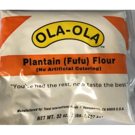 Plantin-Fufu-Floor - 2 LB