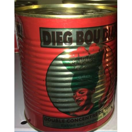Concentre Tomate Dieg Bou Diar