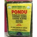Feuilles de manioc 800g