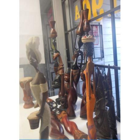 Objets d'art africains