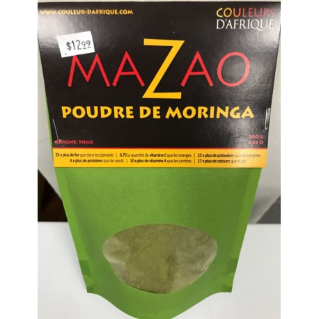 Moringa poudre - 100g