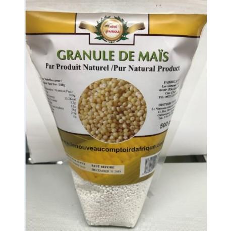 Granulé de maïs