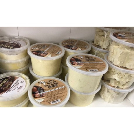 Beurre de karité - 100% Naturel - 425g