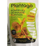 Rondelles de Banane Plantin