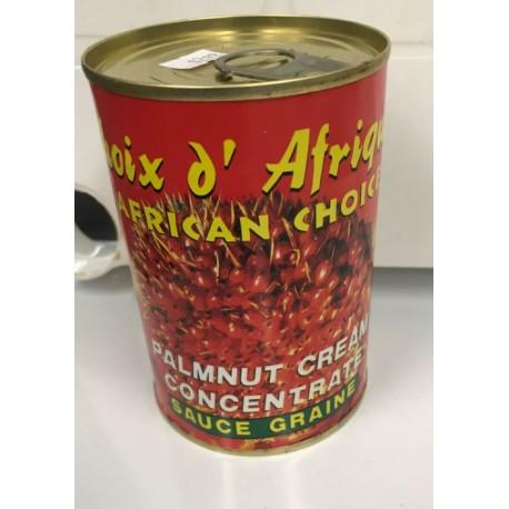 Sauce Graine - Choix d'Afrique -400g