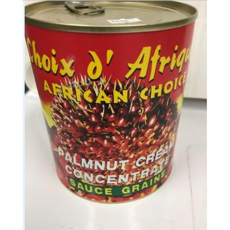 Sauce Graine - Choix d'Afrique -800g