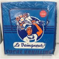 Paquet de sucre vanillév- 100 Petits Sachets