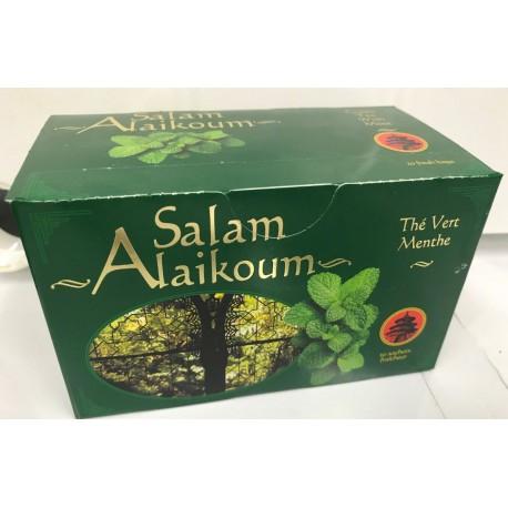 Infusion - The Vert Salamalekum