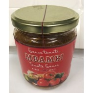Sauce Tomate piquante - Mambi