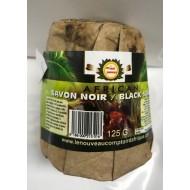 Black Soap - Savon Noir - Cote D'Ivoire
